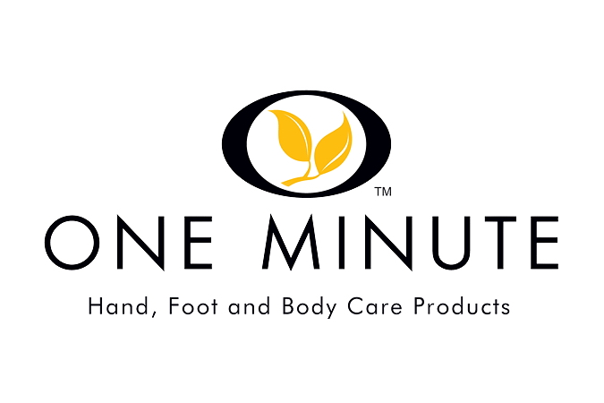 One minute manicure Logo